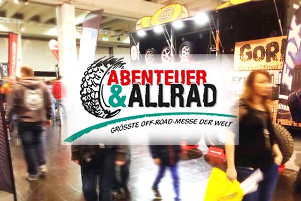 """Abenteuer & Allrad"" in Bad Kissingen"