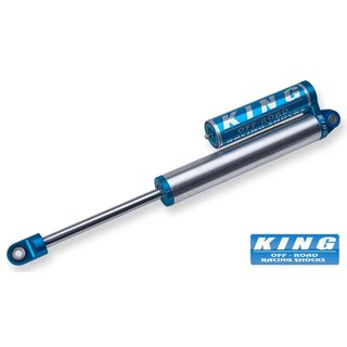 King 2.5 PR SMOOTHIE SHOCK WITH PIGGY BACK RESERVOIR  WITH INTERNAL BYPASS (IBP)