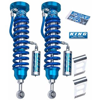 King 2.5 REMOTE RESERVOIR SHOCK (INTL) (Front) für TOYOTA LAND CRUISER 100 (Bj. 98-02)