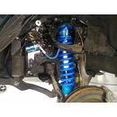 King 2.5 REMOTE RES. COILOVER W/ ADJUSTER (INTL) (Front)...