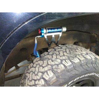 King 2.5 REMOTE RES. SHOCK W/ ADJUSTER (INTL) (Rear) für TOYOTA LAND CRUISER 200 (Bj. 08+)